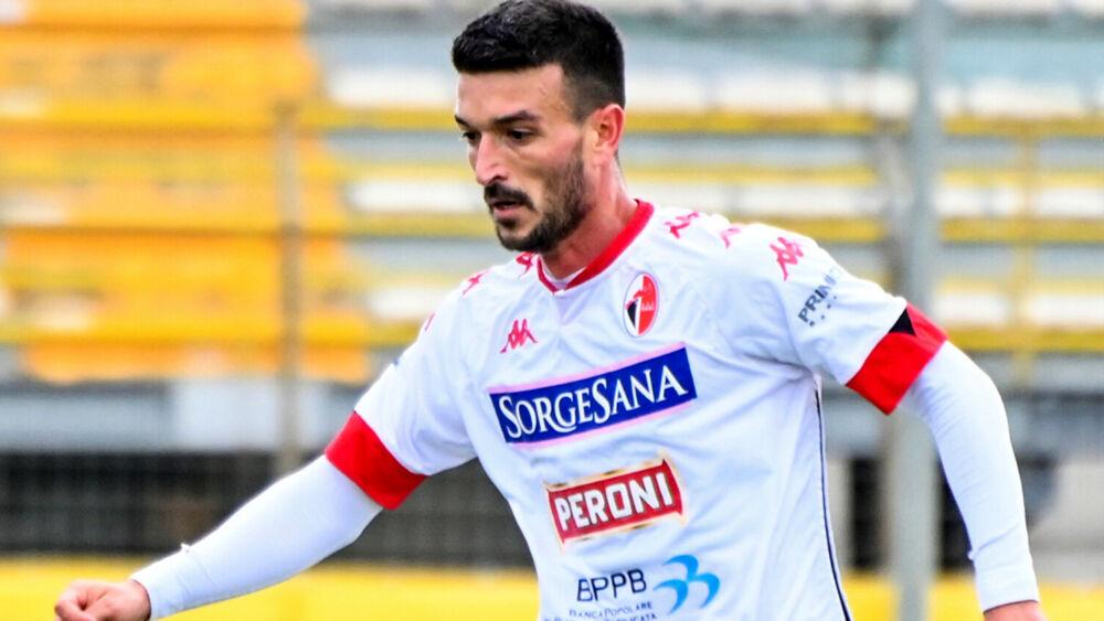 Bari-Monopoli match sponsor Sorgesana Raffaele-bianco-ssc-bari