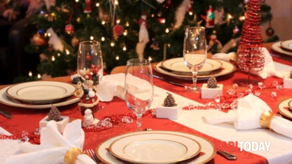 Ricette tradizionali di natale a bari e in puglia blog - Como decorar centros de mesa para navidad ...