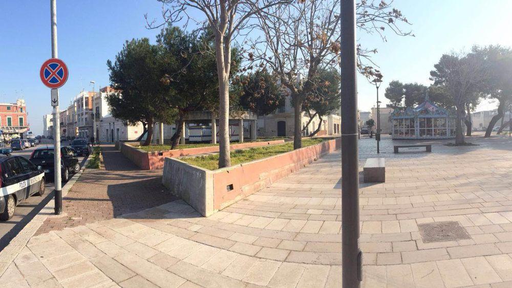 Piazza san francesco a breve i nuovi lavori for Piazza san francesco prato