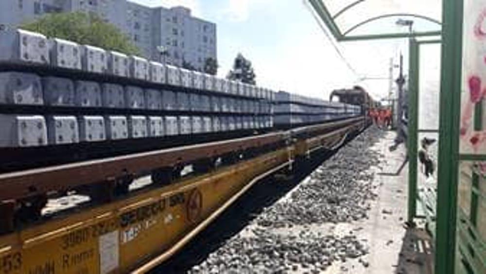 Cantieri ferrovie sud est lavori conclusi sulla bari for Sud arredi adelfia