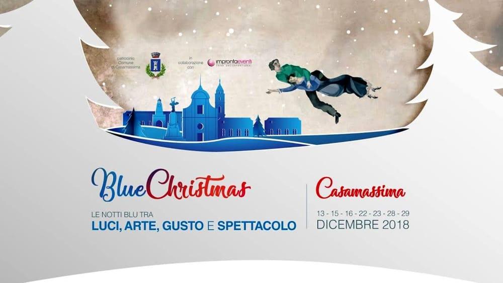 Calendario Eventi Ostuni 2020.Blue Christmas Luce Arte Gusto E Spettacolo Negli Gli