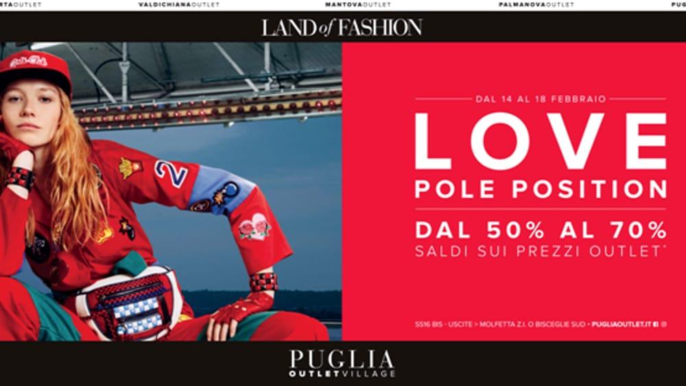 """Love Pole Position"""", cinque giorni di sconti eccezionali nell\'Puglia ..."""