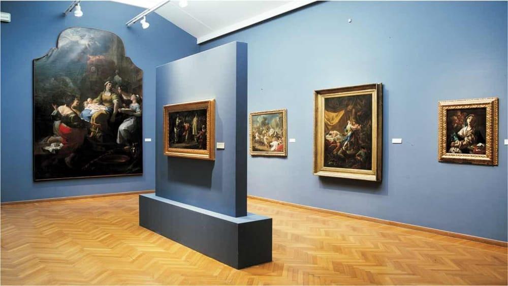 Epifania Apertura Straordinaria Della Pinacoteca Metropolitana Di