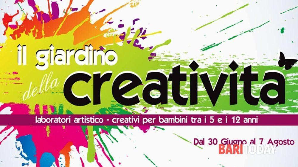 Exceptionnel il giardino della creatività, laboratori artistico-creativi  JT15