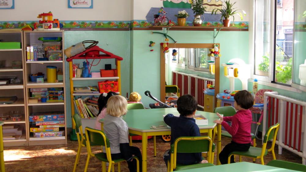 Santo spirito maltrattamenti sui bimbi della scuola for Scuola materna francese
